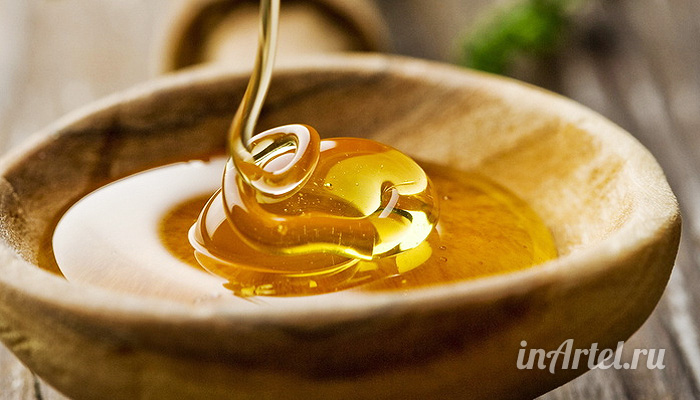 Мед в чаше