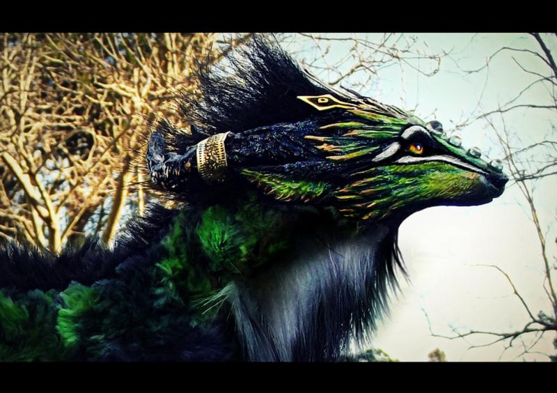 Сказочное животное
