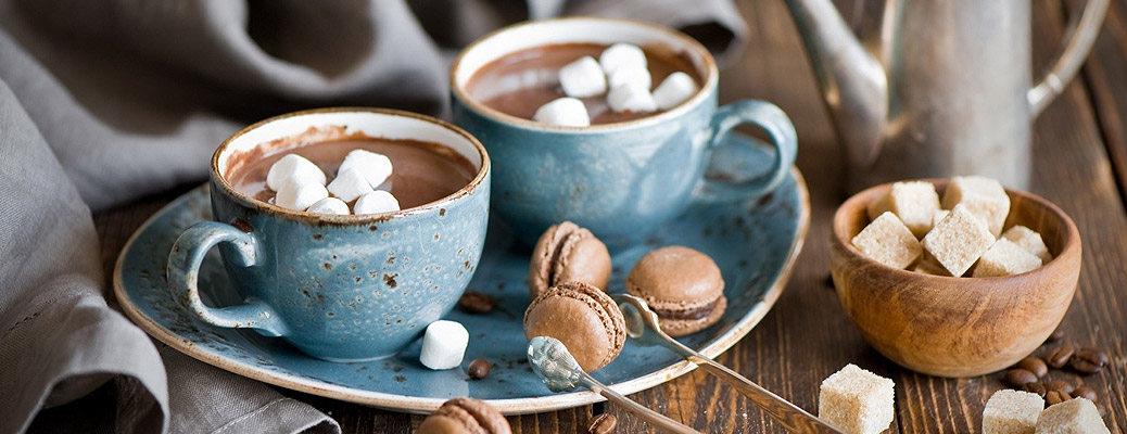 Как приготовить кофе с маршмеллоу