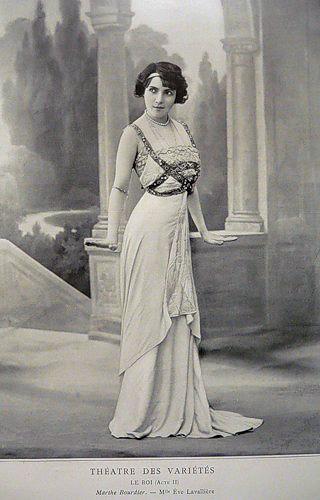 Ева Лавальер