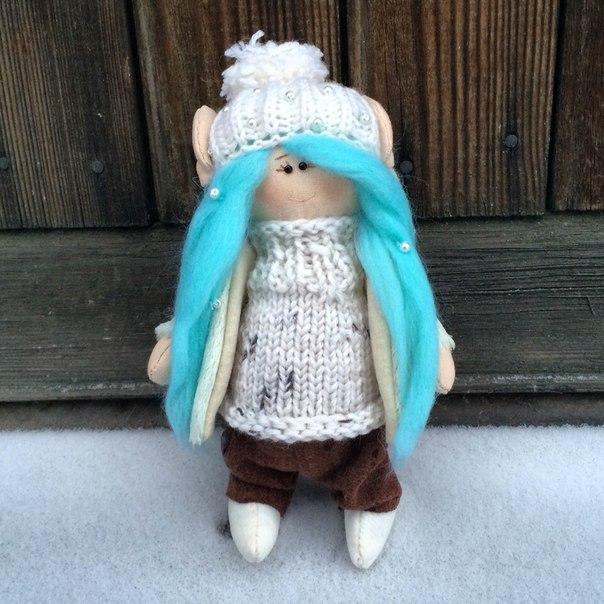 кукла-эльфик