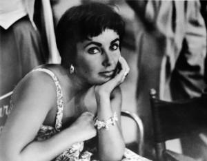 Элизабет Тэйлор, 1954 год