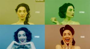 100 лет красоты за 1 минуту