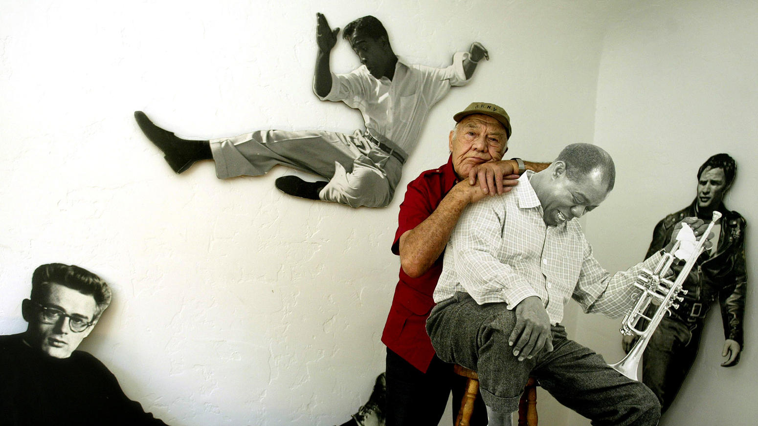 Умер легендарный голливудский фотограф Фил Стерн. Вспоминаем работы мастера
