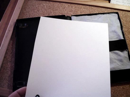 Делаем пенал из коробки от компакт диска своими руками