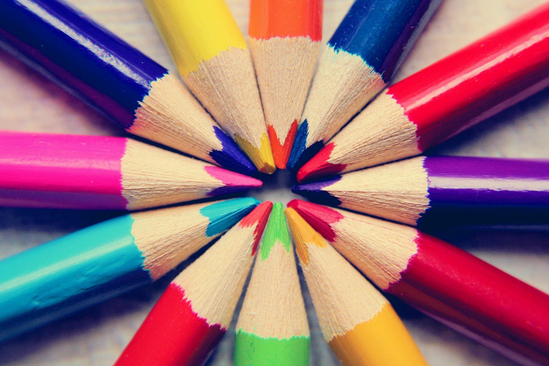 Read more about the article Как смешивать цветные карандаши на рисунке